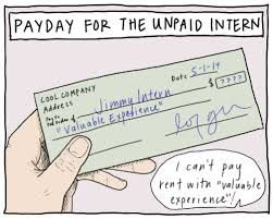 The Unpaid Intern and the Music Industry