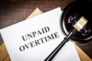 unpaid overtime attorney