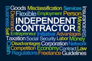 Tennessee Independent Contractor Misclassification Lawyer