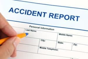 what to do after an accident in california