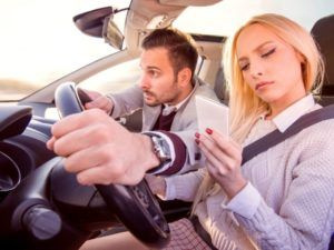 Distracted Driving Accident Lawyer in Pasadena