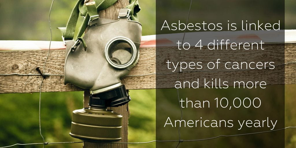 Asbestos causes cancer and kills thousands every year - Brooks Law Group