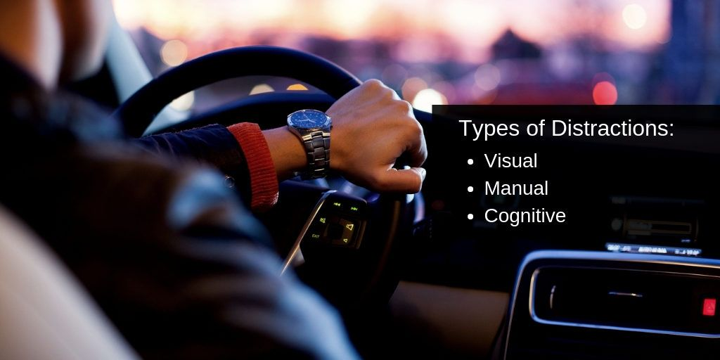 3 Types of Distractions - Brooks Law Group