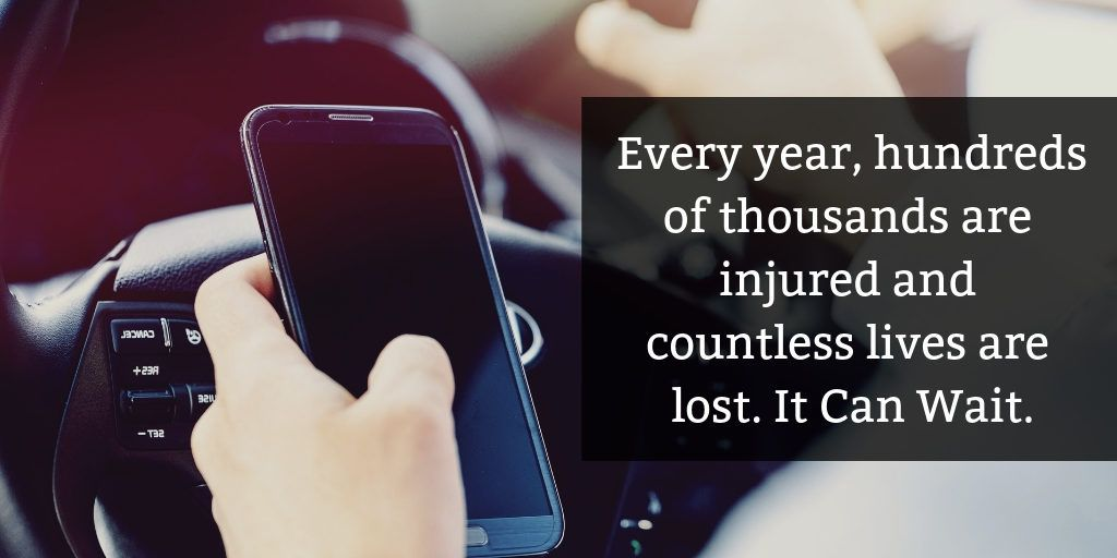 Texting While Driving? It Can Wait!