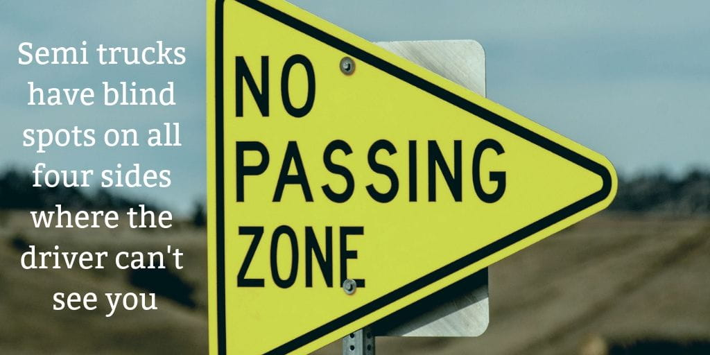 Are you in a blind spot? - Brooks Law Group