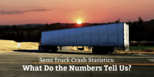 How can truck crash stats keep us safer on the road?