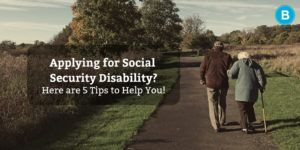 Are you applying for SSDI? - Brooks Law Group