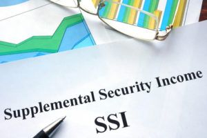 supplemental security income ssi medical records