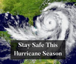Hurricane Season Safety Tips Florida