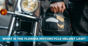 Florida Motorcycle Helmet Law 2020 - Brooks Law Group