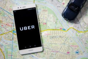 Uber Accident Fatal Death - Brooks Law Group