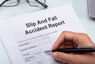 Slip and Fall Accident Report in Winter Haven, FL - Brooks Law Group