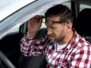 Drowsy Driving Accident Lawyer