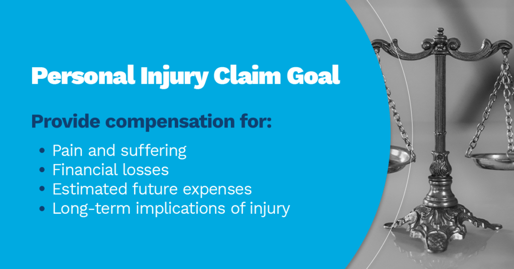 how are personal injury settlements paid out