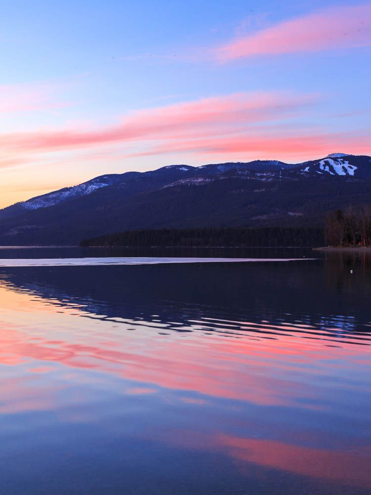 Whitefish Waterfront Homes For Sale