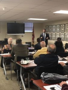 Trollinger Speaks to Montgomery County Attorneys