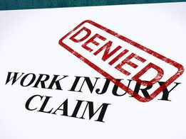 Appealing a denied workers comp claim in MD