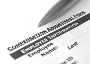 Compensation Adjustment Form - Trollinger Law