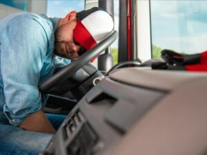 Fatigued Truck Driving Accidents in Waldorf, MD