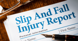 What You Need to Prove in a Slip and Fall Case
