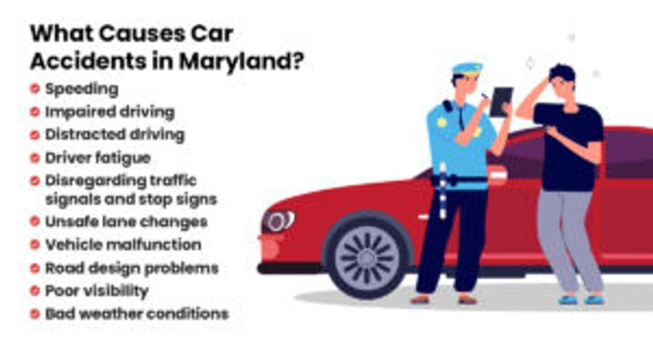 Car Accident Causes Maryland