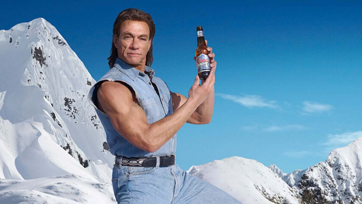 Jean Claude Coors Lights