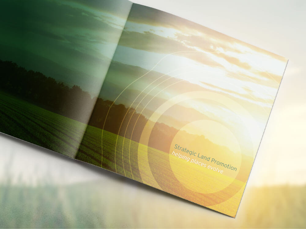 Richborough Estates Brochure Design