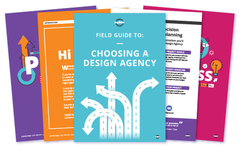 FREE DOWNLOAD. CHOOSING THE RIGHT DESIGN AGENCY