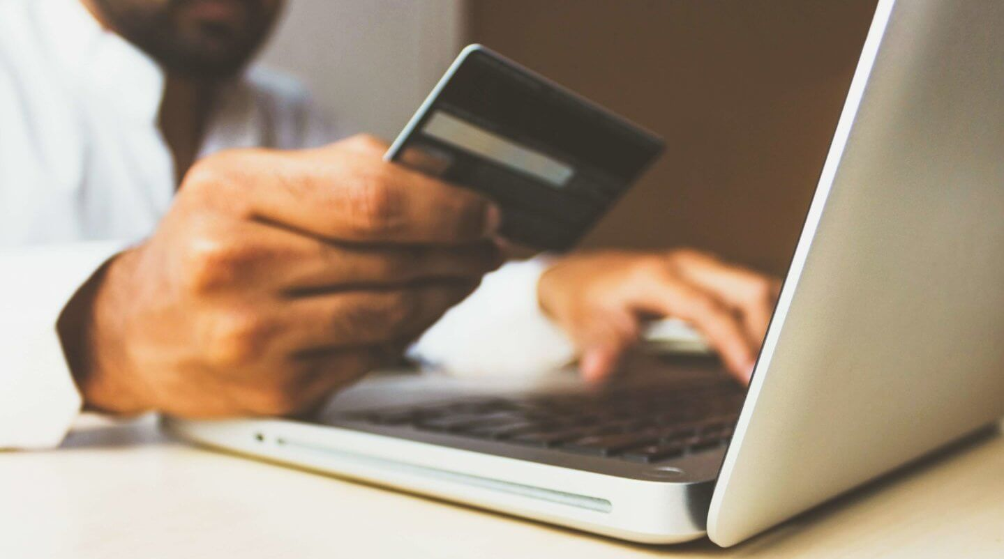 e-commerce payments on websites