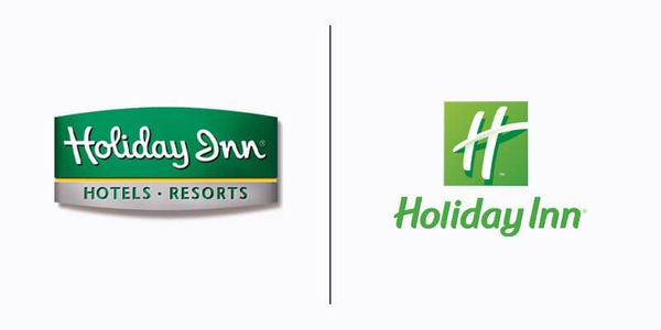 Holiday Inn branding