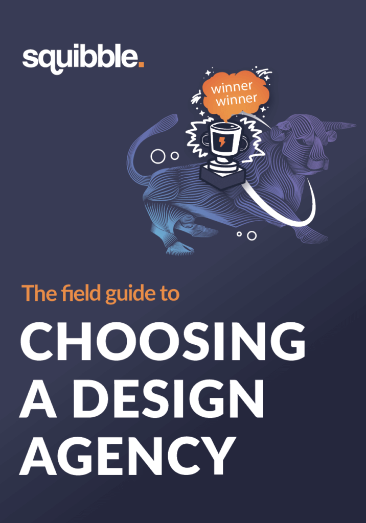 Field guide to choosing the right design agency