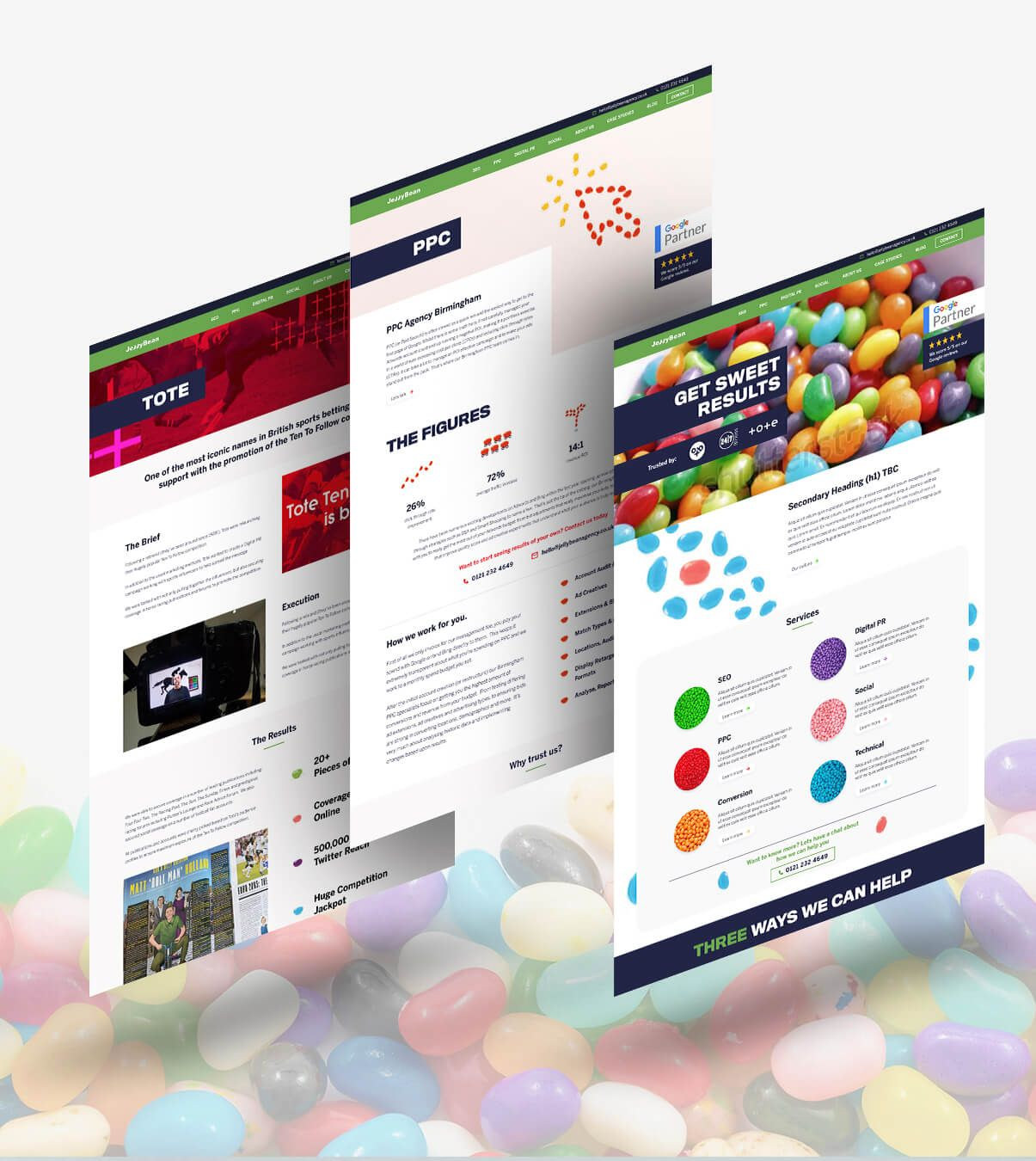 JellyBean Web Design