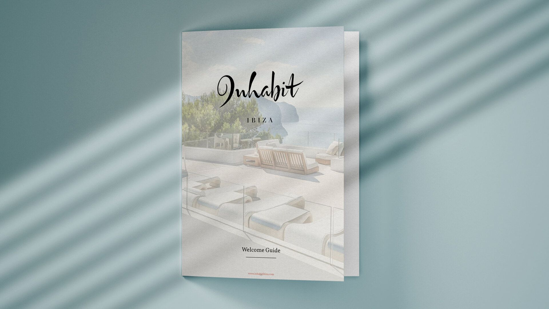 Inhabit Ibiza Brochure