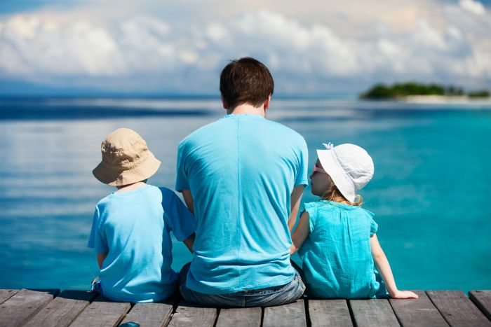 Get help from a family law attorney to get you through troubling times to a brighter future.