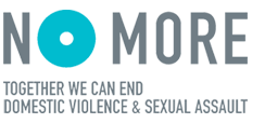 no more, together we can end domestic violence and sexual assault