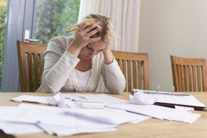 Who is Responsible for Debt After a Divorce?