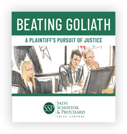 Beating Goliath Podcast Episode Cover