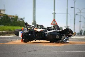 Motorcycle accidents caused by failure to yield