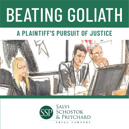 Beating Goliath Podcast Cover