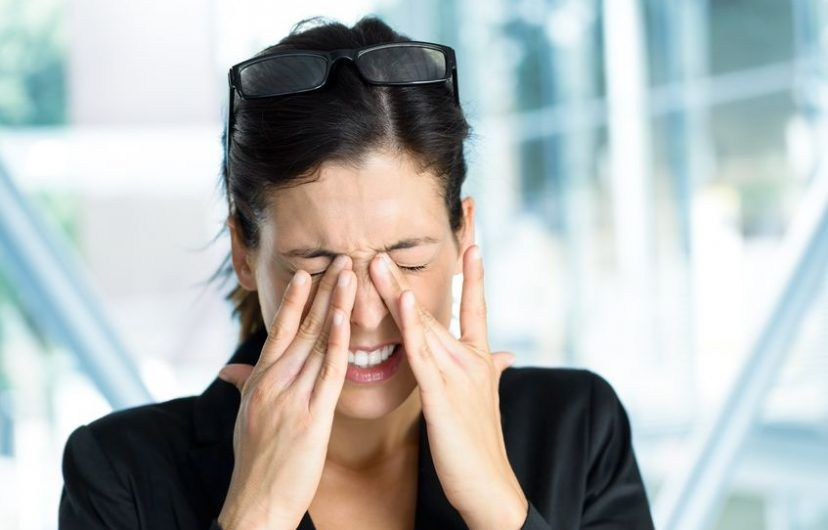 dry eye natural relief