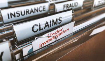 folder claims, fraud and insurance under investigation