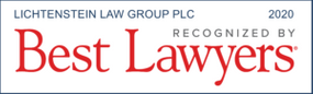 Best Lawyers 2019 Lichtenstein Law Group PLC