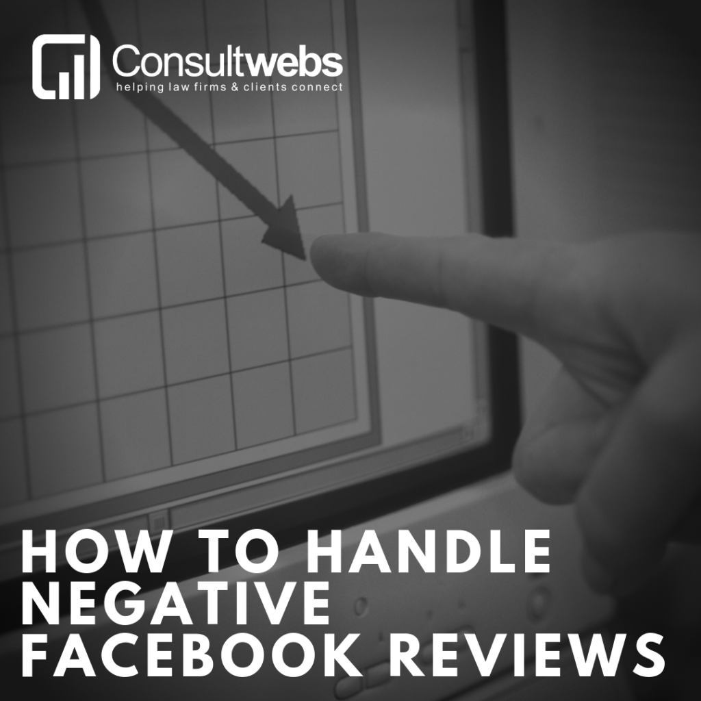 how to handle negative facebook reviews