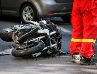 motorcycle accident in Jackson, MS