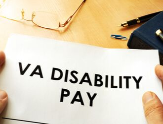 va disability pay