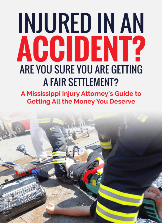 injured in an accident guide