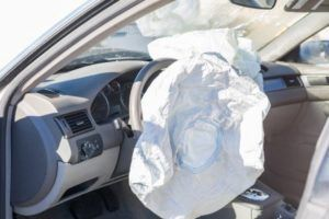Facial Injuries caused by Airbags - Houston Air Bag Injuries Lawyer