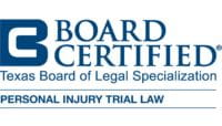 texas board of legal specialization board certified personal injury trial law