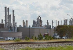 Refinery Accidents