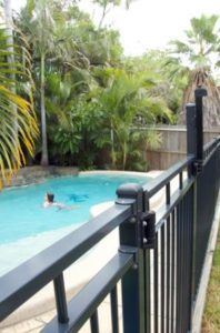 Swimming Pool Fence - Houston Drowning Injury Attorneys